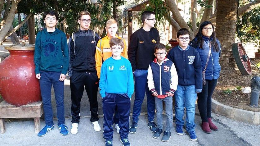 Se complica el Regional de Ajedrez por edades para el Club Coimbra Jumilla
