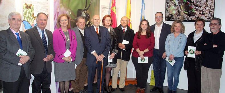 Ya es una realidad la sección de Entomología del Museo Jerónimo Molina de Jumilla