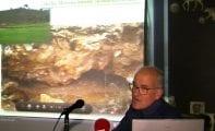 Los bivalvos fósiles son los protagonistas de una exposición que se inauguró el viernes en el Museo de Ciencias Naturales