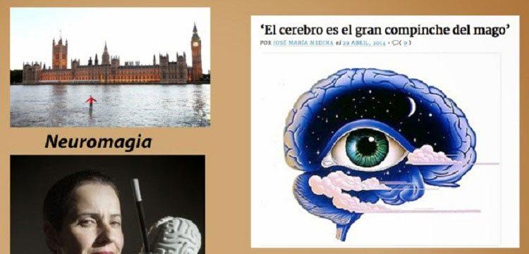 El próximo lunes habrá una nueva cita con Ciudad Ciencia a través de la conferencia 'Neuromagia'
