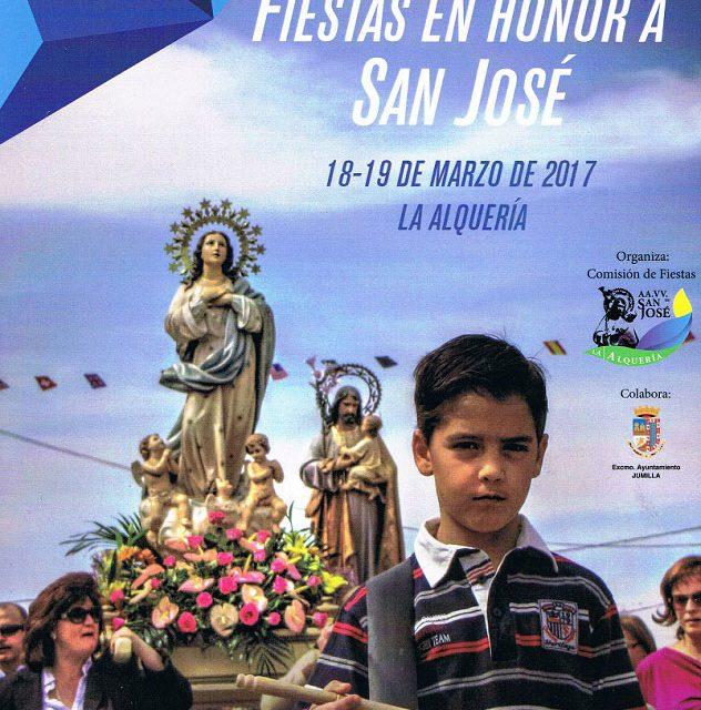 Este fin de semana La Alquería celebra sus fiestas patronales