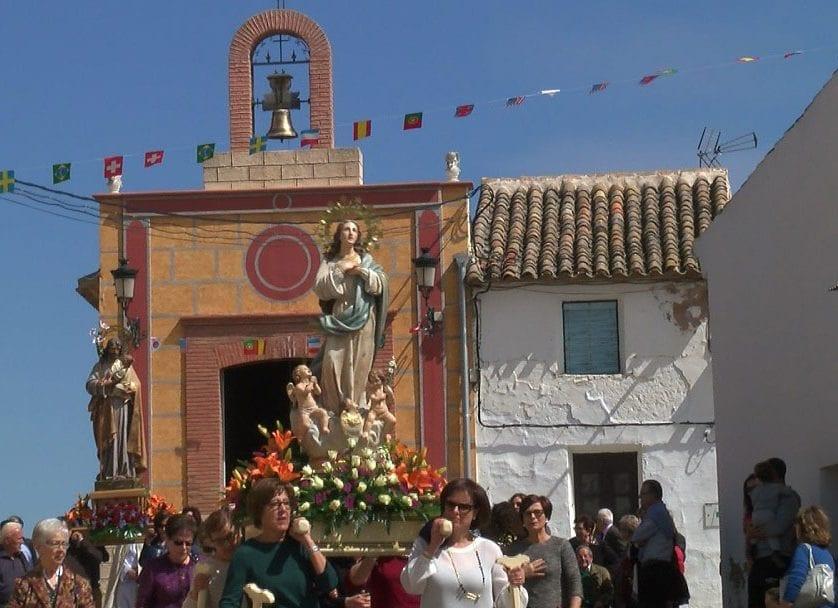 Este fin de semana La Alquería ha celebrado sus fiestas patronales