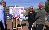 Agricultura invierte 1,2 millones de euros en modernizar la red de riego de la comunidad de regantes de Miraflores en Jumilla