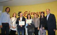 Dos alumnos del CIFEA de Jumilla son galardonados con el Premio Extraordinario de Formación Profesional