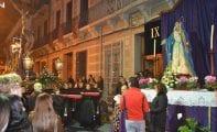 La Parroquia de Santiago invita a los fieles de Jumilla a participar hoy en el tercer Vía Crucis Cuaresmal de 2017
