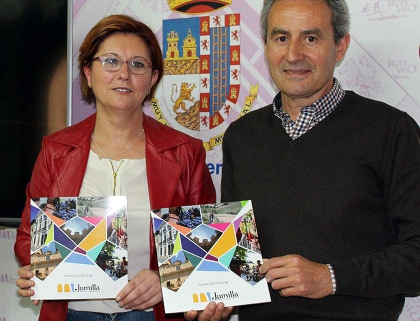 La nueva Guía Turística de Jumilla sale a la calle con 8.000 ejemplares