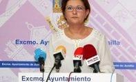 La Alcaldesa de Jumilla asegura que el equipo de gobierno está actuando de forma seria, responsable y rigurosa