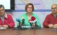 La alcaldesa asegura que en el tema de la gasolinera de Avda. de Levante el Ayuntamiento a actuado en todo momento con arreglo a ley