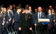 El Concierto de Semana Santa de la AJAM llenó el Teatro Vico