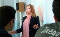 Los alumnos del IES Infanta Elena de Jumilla reciben clases de periodismo y consumo crítico de medios de comunicación