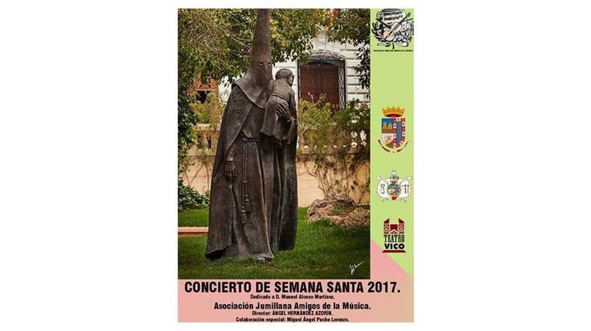 La AJAM dedicará el concierto de Semana Santa a Manuel Alonso