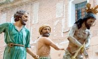 Gran despliegue de Telecable Jumilla para ofrecer en directo las procesiones de Semana Santa