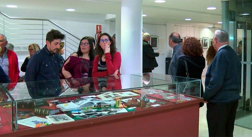 Hasta el 7 de mayo se puede visitar la exposición colectiva de fotografía 'Arma Christi'