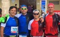 Dos podios para Flato Trail Running en el Desafio Lurbel Mountain Festival