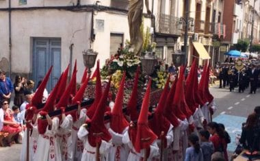 Finaliza la Semana Santa con la vista puesta en el 30 Encuentro Nacional de Cofradías a celebrar en septiembre en Jumilla