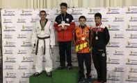 Dos medallas de bronce para el Centro Deportivo Olivares en el Open de taekwondo de Marina d'Or