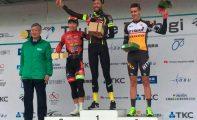 Triunfo de Salvador Guardiola en la primera etapa del Tour de Tochigi