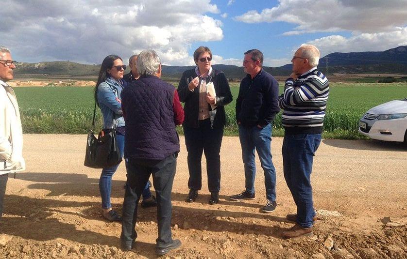 La Asamblea Regional aprueba por unanimidad arreglar la carretera de El Ardal