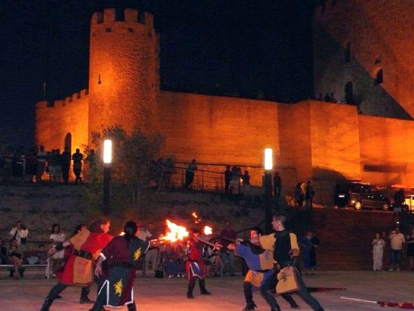 La próxima semana tendrá lugar la Conmemoración de la Toma del Castillo que organiza la Asociación de Moros y Cristianos de Jumilla