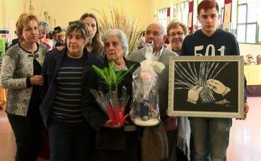 Celebrada la XIV Muestra de Artesanía que incluyó un homenaje a Francisco Jiménez