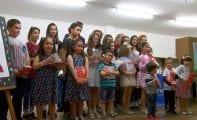 El Colegio Cruz de Piedra entrega los premios del XX Certamen Literario