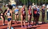 Discreta actuación de Ángela Carrión en el Campeonato de España Universitario