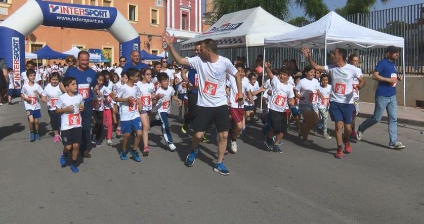 Gran participación en la X Carrera Solidaria del Colegio La Asunción