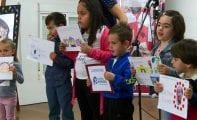 El Colegio Concertado Cruz de Piedra rinde homenaje a Gloria Fuertes