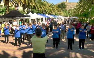 Finaliza la II Semana de la Salud con la Feria de la Salud que tuvo lugar ayer en el Paseo
