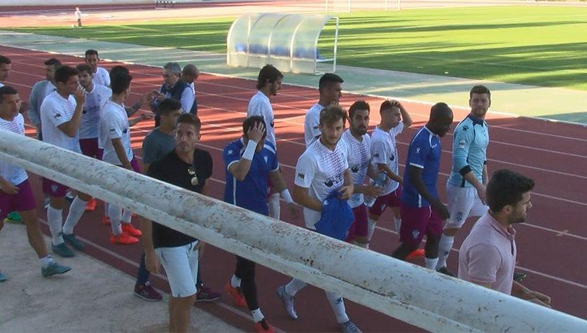 El FC Jumilla pone fin a la competición sin goles ante un Jaén descendido