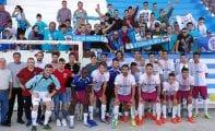 El FC Jumilla se despide de su afición con derrota