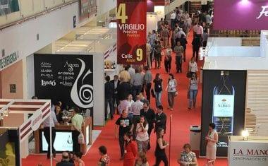 La DOP Vino Jumilla está presente en la Feria Nacional del Vino, Fenavin,  que tiene lugar en Ciudad Real desde hoy al jueves