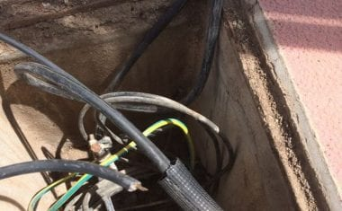 Restituido el servicio de telecomunicaciones de Telecable Jumilla en Pueblo Nuevo