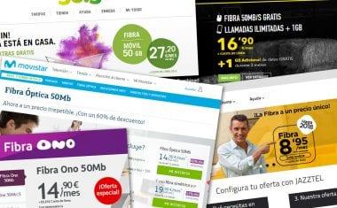 FACUA denuncia a seis grandes operadoras de telecomunicaciones por publicidad engañosa