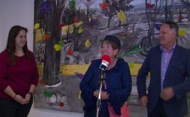 'Diario de Dibujante' se puede visitar en el Museo Etnográfico hasta el 4 de junio