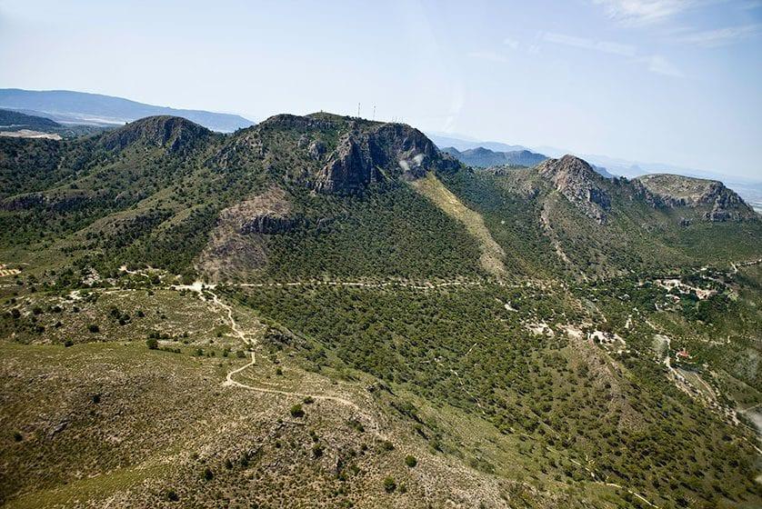 La Asociación Naturalista STIPA pide respeto a la naturaleza con motivo de la Romería del próximo domingo