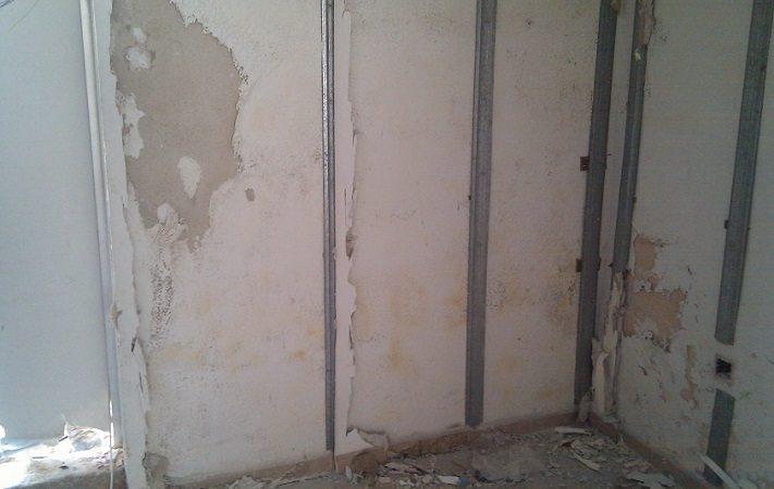 Condenan al arquitecto y aparejador de una obra con defectos a indemnizar a los propietarios