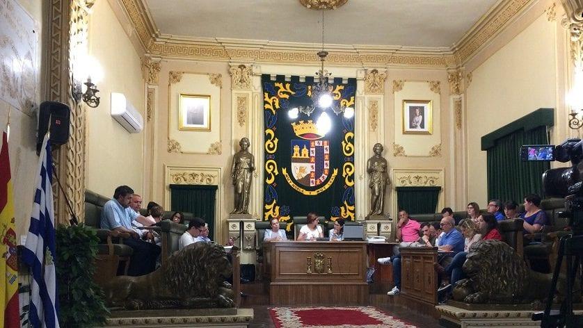 El Pleno aprueba la modificación de la ordenanza de utilización de instalaciones deportivas