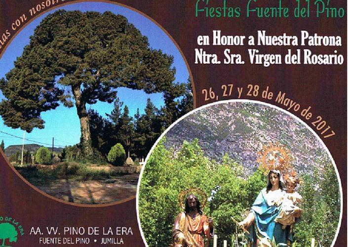 Comienzan esta noche las Fiestas Patronales de la Fuente del Pino