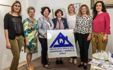 La consejera Violante Tomás asistió en Jumilla a la presentación de la asociación de consumidores