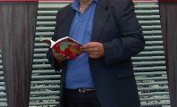 El libro 'Doren' del jumillano Ralf B. Leepman, entre los 100 más vendidos en EEUU