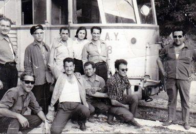 Tren Chicharra Cieza, Jumilla, Yecla, Villena y Alcoy