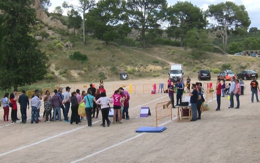 Se celebró con gran éxito la III Convivencia de Asociaciones de Vecinos de Jumilla en Santa Ana