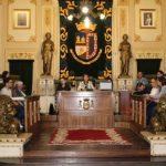 Unanimidad en el Pleno de anoche de los tres grupos municipales
