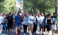 El sábado tendrá lugar la Bajada del Niño de las Uvas desde Santa Ana del Monte