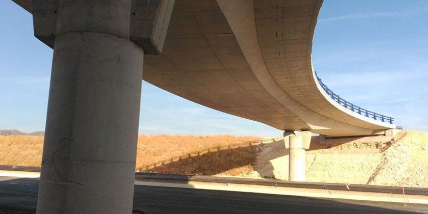 El Senado no admite la enmienda para la construcción del enlace de la carretera del Carche con la A-33