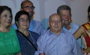 Salvador García Martínez ya es Agricultor del Año y Elisa Martínez Navarro la Bodeguera Mayor