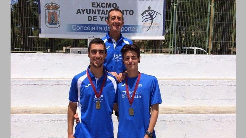 El Athletic Club Vinos DOP Jumilla conquista Yecla