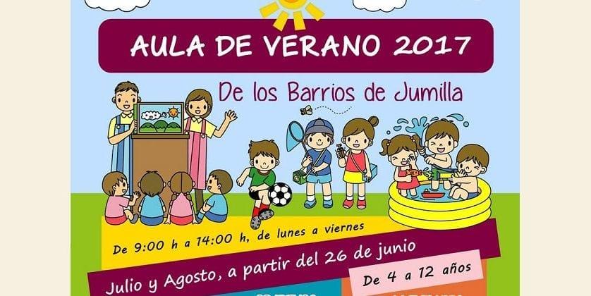 Las Aulas de Verano de los Barrios son una gran alternativa educativa, de ocio saludable y de hacer nuevos amigos