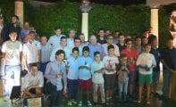 La Escuela Municipal de Fútbol hace entrega de sus galardones a los jugadores más regulares